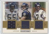 Junior Seau, Drew Brees, Doug Flutie