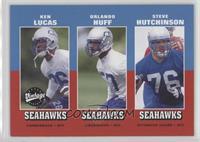 Ken Lucas, Orlando Huff, Steve Hutchinson