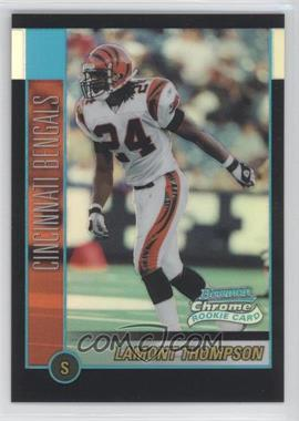 2002 Bowman Chrome - [Base] - Refractor #175 - Lamont Thompson /500