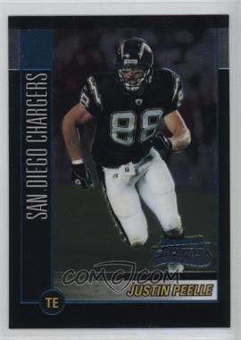 2002 Bowman Chrome - [Base] #172 - Justin Peelle