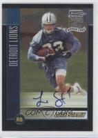 Rookie Autograph - Luke Staley