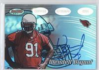 Wendell Bryant /399
