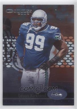 2002 Donruss - [Base] - Career Stat Line #168 - Levon Kirkland /272