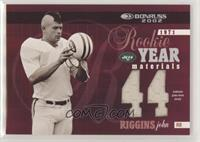 John Riggins [Noted] #/44