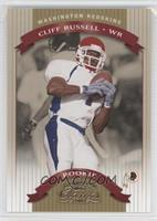 Cliff Russell #/1,000