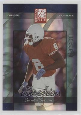 2002 Donruss Elite - [Base] #190 - Quentin Jammer /400