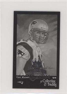 2002 Donruss Gridiron Kings - 1894 Donruss #MC-3 - Tom Brady /1000