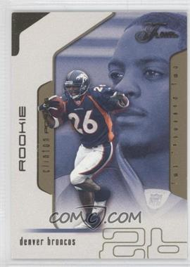 2002 Flair - [Base] - Collection #109 - Clinton Portis /50