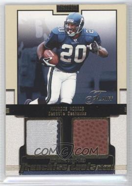 2002 Flair - Franchise Tools Dual - Gold #N/A - Maurice Morris /50