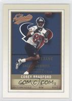 Corey Bradford /250