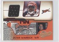 Peter Warrick