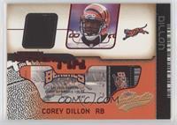 Corey Dillon #/50