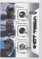 4b248ca43 2002 Fleer Hot Prospects - Hat Trick Football Cards - COMC Card ...