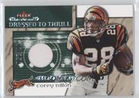 Corey Dillon #/250