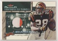 Corey Dillon [EXtoNM] #/250