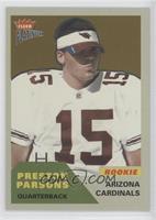 Preston Parsons /100