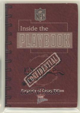 2002 Fleer Platinum - Inside the Playbook - Materials #CODI - Corey Dillon /250