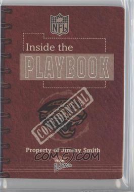 2002 Fleer Platinum - Inside the Playbook - Materials #JISM - Jimmy Smith /250