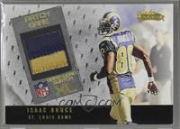 Isaac Bruce [Noted] #/25