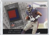 Tiki Barber [Noted] #/100