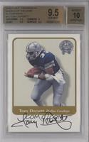 Tony Dorsett [BGS 9.5 GEM MINT]