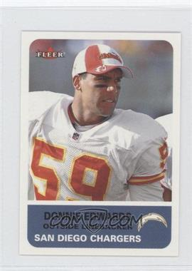 2002 Fleer Tradition - [Base] - Mini #169 - Donnie Edwards /125
