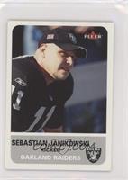 Sebastian Janikowski [GoodtoVG‑EX] #/125