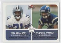 Quentin Jammer, Roy Williams #/225