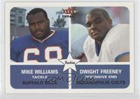 Dwight Freeney, Mike Williams /225