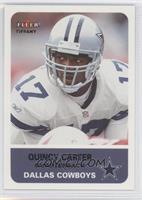 Quincy Carter #/225