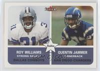 Quentin Jammer, Roy Williams (defense)
