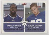 Jeremy Shockey, Daniel Graham