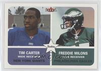 Tim Carter, Freddie Milons