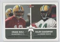 Craig Nall, Najeh Davenport