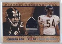 Kendrell Bell, Brian Urlacher