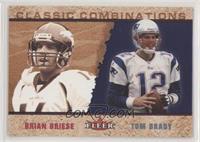 Brian Griese, Tom Brady