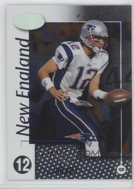 2002 Leaf Certified - [Base] #52 - Tom Brady
