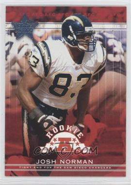 2002 Leaf Rookies & Stars - [Base] #178 - Josh Norman