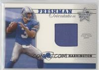 Joey Harrington (Jersey) /625