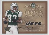 Santana Moss #/2,000