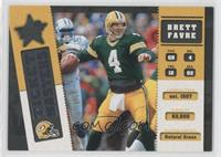 Brett Favre, Ahman Green #/2,500