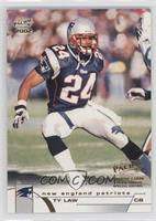 Ty Law /10