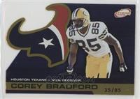 Corey Bradford /85
