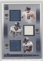 Mark Brunell, Jimmy Smith, Fred Taylor