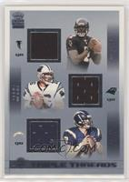 Michael Vick, Chris Weinke, Drew Brees [Noted]
