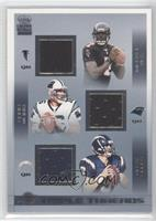 Michael Vick, Chris Weinke, Drew Brees