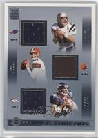 Tim Couch, Brian Griese, Drew Bledsoe