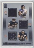 Jim Miller, David Terrell, Brian Urlacher