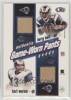 Marshall Faulk, Isaac Bruce, Torry Holt, Kurt Warner