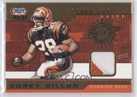 Corey Dillon #/25